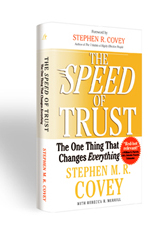 The SPEED of Trust: The One Thing that Changes Everything (Covey, Stephen M.R.;Merrill, Rebecca R.)